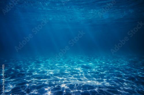 Poster Zee / Oceaan underwater