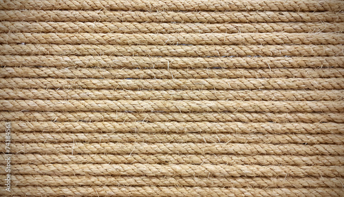 Obraz Rough rope background - fototapety do salonu