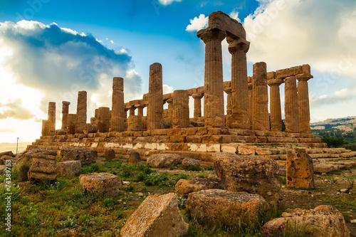 Photo Temple of Juno