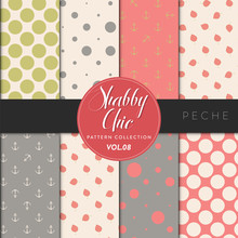Shabby Chic Pattern Collection...