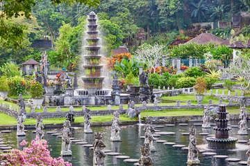 Fototapeta samoprzylepna Water Palace of Tirta Gangga in East Bali