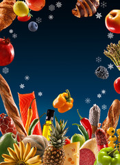 Obraz na płótnie Canvas Premium foodstuff
