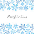 Xmas snowflakes background for Your design