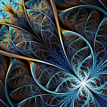 Abstract Fractal Theme