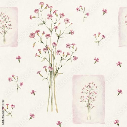 ilustracja-akwarela-kwiaty-wzor