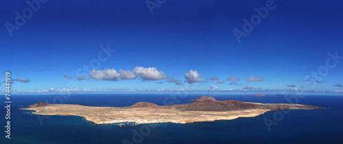 Isla la Graciosa, island, Lanzarote