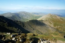 Swirral Edge Of Helvellyn