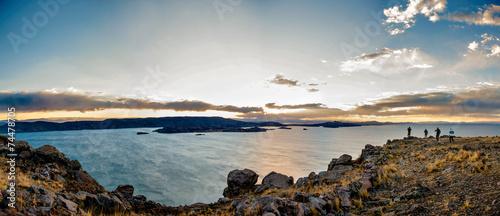 Isola Amantanì, Lago Titicaca, Perù