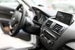 Überblick Fahrzeuginnenraum
