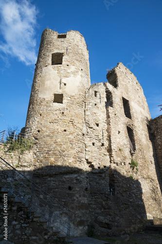 Fotografie, Obraz  Castello medioevale