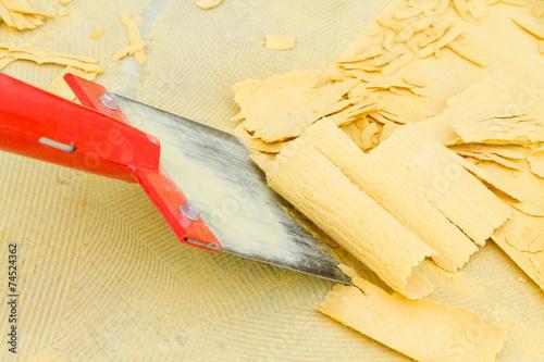 Teppichreste Vom Boden Entfernen Buy This Stock Photo And Explore