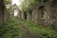 St. Mary's Church Near Tintern Abbey