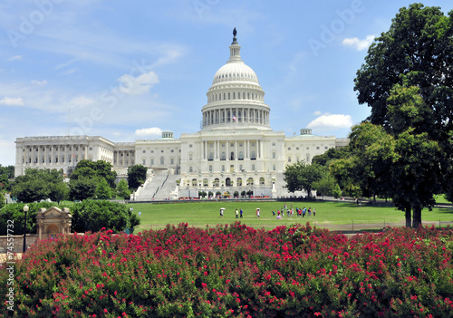 Fotografía  Capitol Grounds