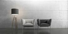 Interior, Wohnen, Design, Einr...