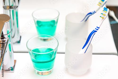 Fotografering  Zahnhygiene