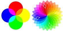 Color - Wheel - RYGB