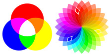 Color Wheel - RYB