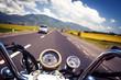 Motobike steering