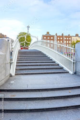 Photo  Half Penny Bridge