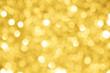 canvas print picture - Glitzern und Funkeln in Gold