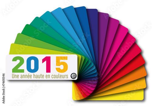 Poster  2015-Haute en couleur