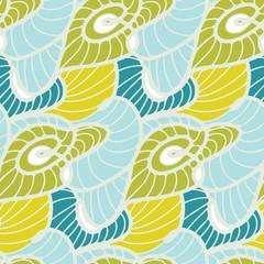 Naklejka Marynistyczny Seamless pattern
