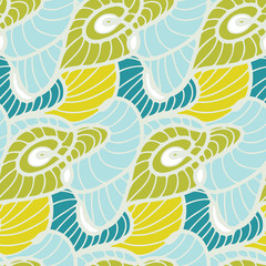 Obraz na SzkleSeamless pattern