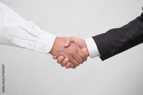 Fotografía  握手