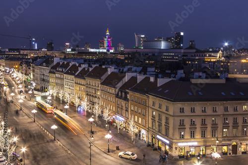 Warszawa, Krakowskie Przedmieście - 74665715
