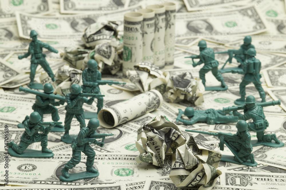 Fototapeta money laundering