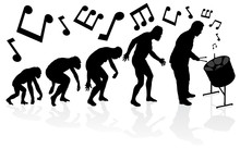 Evolution Of The Steel Pan Player.