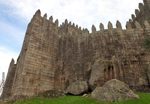 Fotografie, Obraz  Guimaraes Castle, Portugal