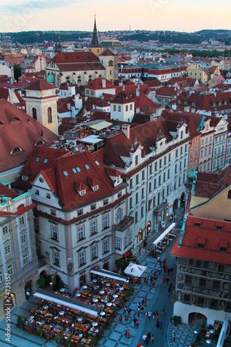 Photo  Prague, Czech Republic