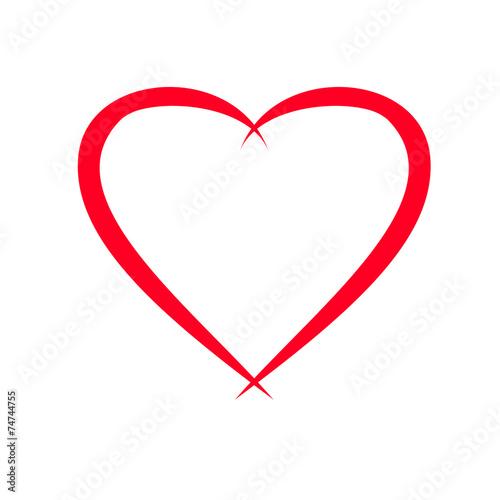 Herz Vorlage Din A4 Pdf 10