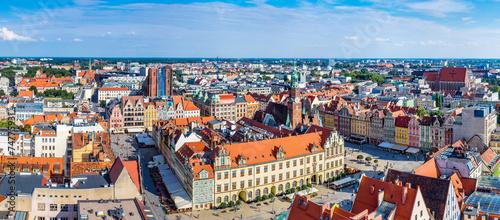 Market Square in Wroclaw © Sergii Figurnyi