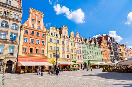 Wroclawr, Market Square © Sergii Figurnyi