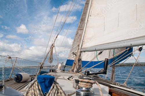 Fotografia  Barca a Vela