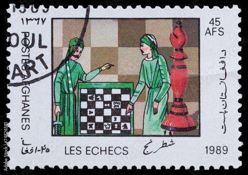 Fotografia  game of chess