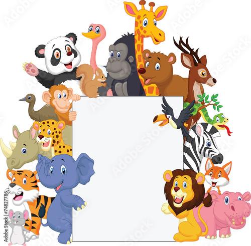 dzikie-zwierze-kreskowka-z-pusty-znak