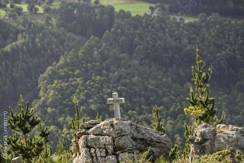 Galician landscape