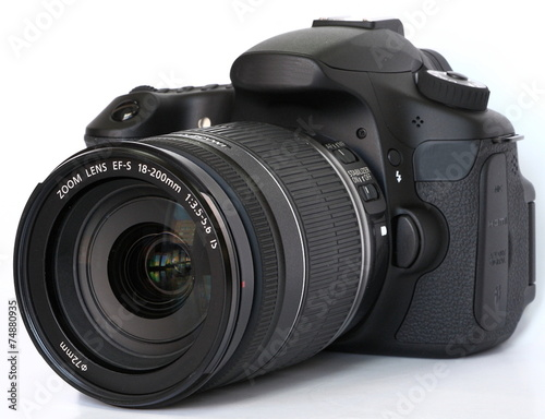 Fotomural Canon EOS 60d body, Кенон 60д боди,  Кэнон 60д