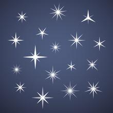 Vector Sparkles