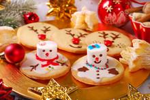 Funny Christmas Cookies Made B...