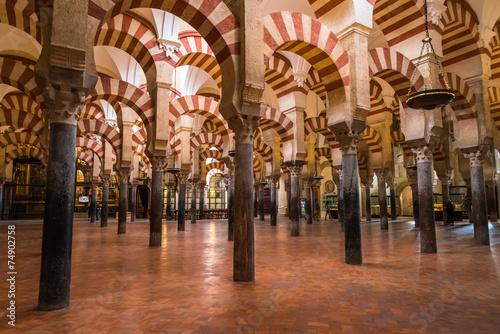 スペイン メスキータ The Mosque-cathedral of Córdoba