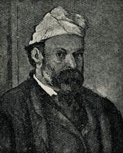 Paul Cézanne, French Painter (self-portrait)