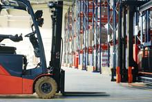 Forklift Loader Stacker Truck ...