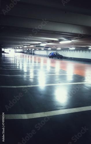 Fotografía Parking