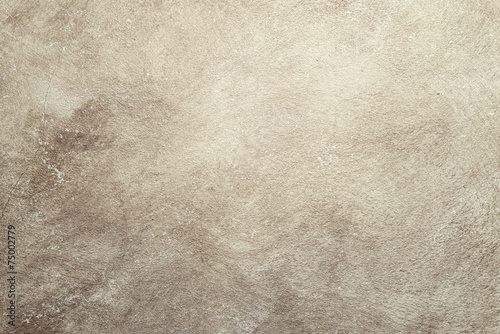 rock abstract brown wall background Canvas Print