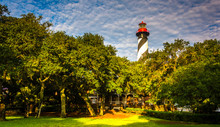 St. Augustine Lighthouse, In S...