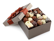 Delicious Chocolate Candies In...